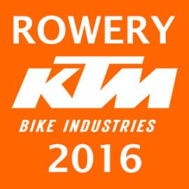 Kolekcja rowerów 2016