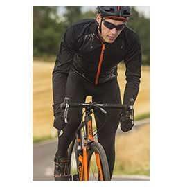 Jak ubrać się na rower.