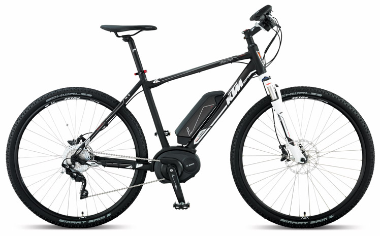 KTM Macina Cross Plus 10-400