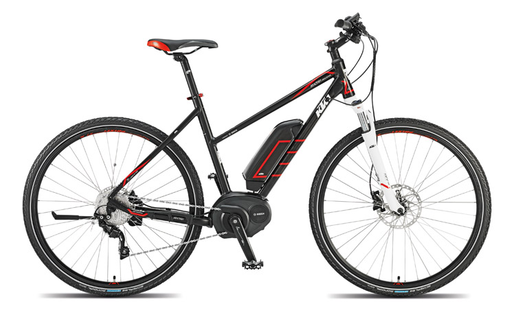 KTM MACINA CROSS 10 PLUS