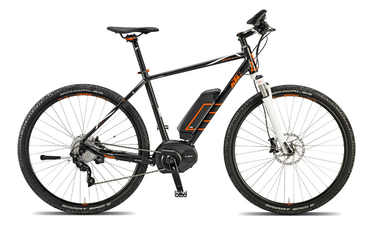 KTM Macina Cross 10 GPS+